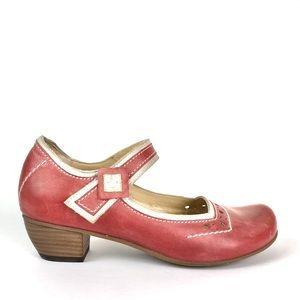 Fidji Leather Mary Jane , size 38